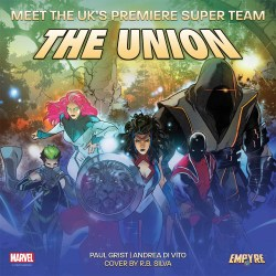 Marvel The Union teaser