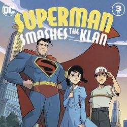 Superman Smashes The Klan 3 Featured