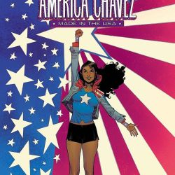 America Chavez Made in the USA #1 Featured