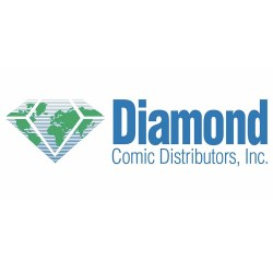 Diamond Comic Distributors logo