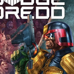 dredd 100 page featured