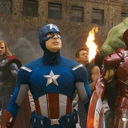 Avengers 2012 Featured