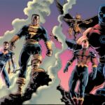 The Society Pages: A Justice Society of America Retrospective – 'Black Reign'