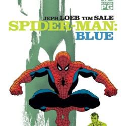 Spider-Man Blue Featured