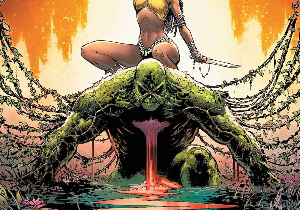 Swamp Thing New Roots Featured