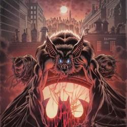 Man-Bat issue 1 featured