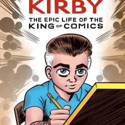 Jack Kirby OGN Featured