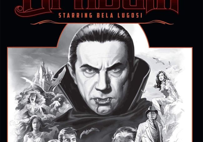 "Bram Stoker's Dracula Starring Bela Lugosi"" – Multiversity Comics"