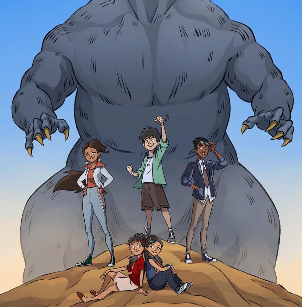 "IDW Strikes New Partnership with Toho, Announces Middle-Grade ""Godzilla"" Comic"