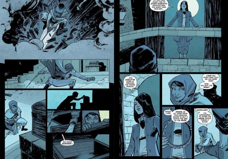 "Image Announces Historical Adventure ""Compass"" – Multiversity Comics"
