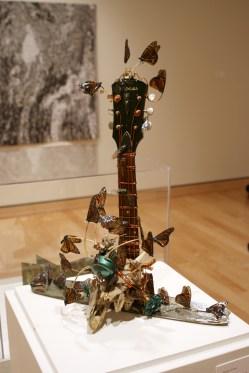 Guitar Art by Brogan Lasley