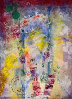 """Zephyr"" by Miriam Schapiro"