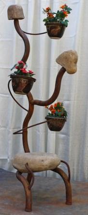 3 Pot Plant Stand