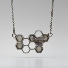 Honeycomb Pendant 1