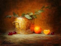 Orange & Light