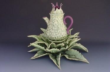 Thistle Teapot