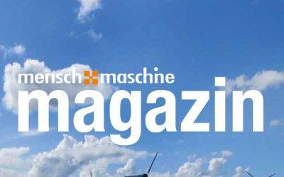 MuM Magazin Nr.26 / GIS macht smart – Digitalisierung und ökologische Nachhaltigkeit