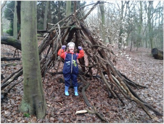 banstead woods hut