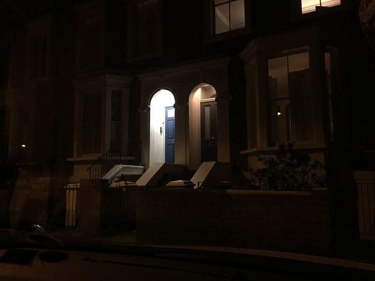 two doors - 11. November