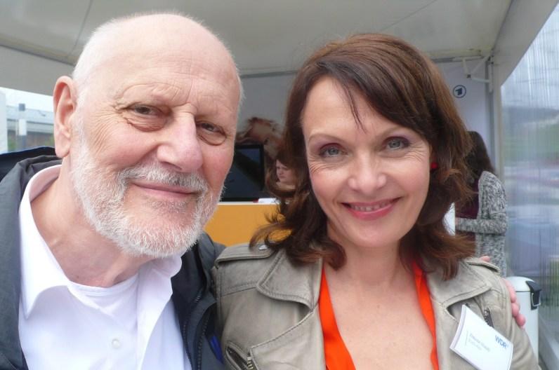 Vati und die WDR-Moderatorin