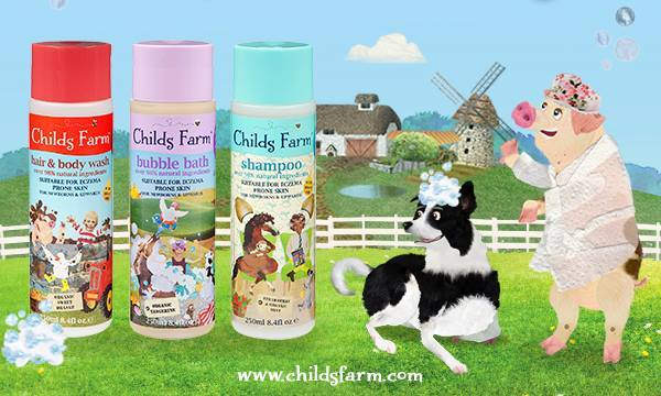 Childs Farm Brand Ambassador (2/4)
