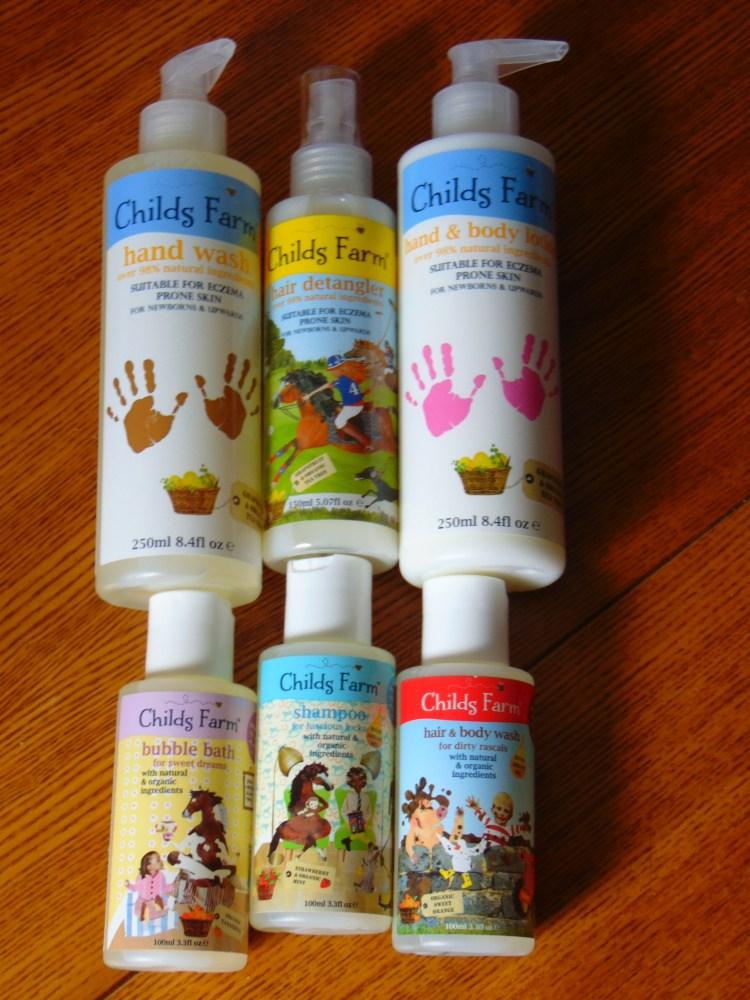 Childs Farm Brand Ambassador (1/4)