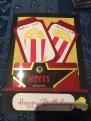 Movie Card Holder