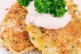 Kleinkind Rezepte: Kartoffel-Brokkoli-Puffer