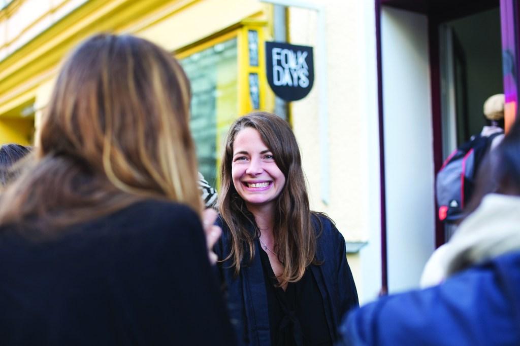 Lisa Jaspers, Bild: Folkdays