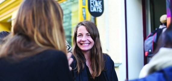 Mum des Monats: FOLKDAYS Gründerin Lisa Jaspers