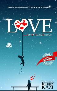 Love by Faraaz Kazi