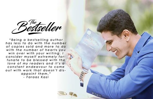 photo of The Bestseller Faraaz Kazi