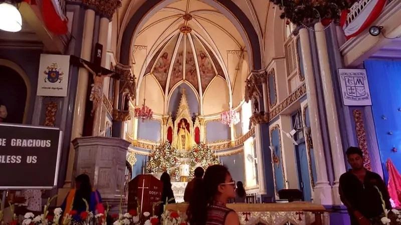 Mount Mary Church Bandra