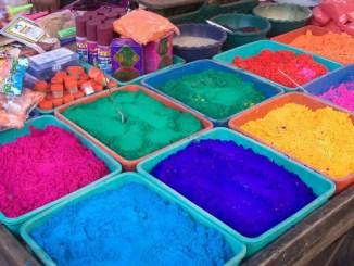 India Color_Powder