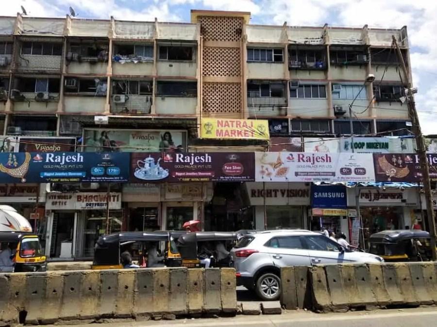 Natraj Market Malad West