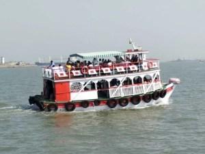 Uber Boat Mumbai to Alibaug