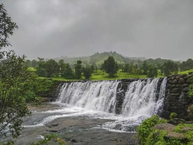 Waterfall near Igatpuri, Nasik, Maharashtra, India