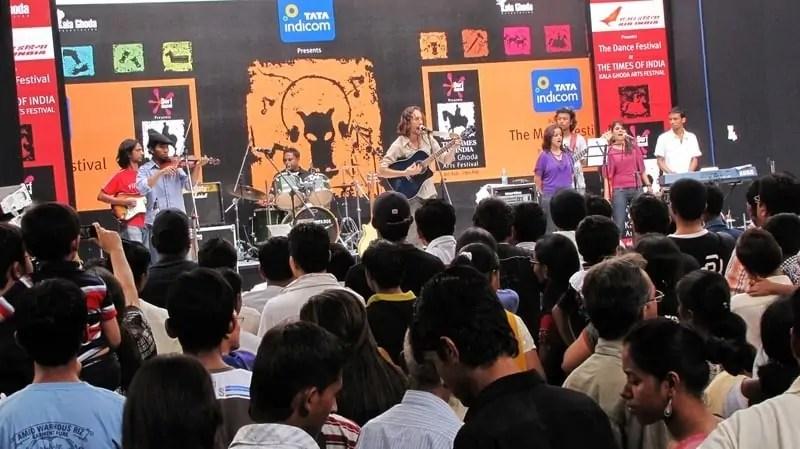 Art festival Music