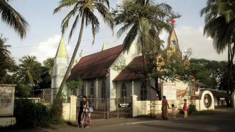 Madh Church