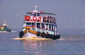 Elephanta Boat Ride