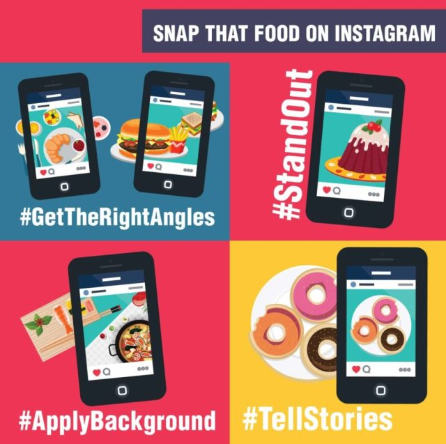 How About Snapping That Food On Instagram