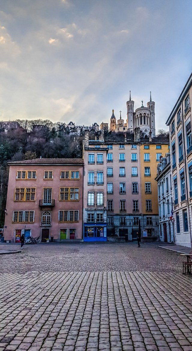 An evening in Lyon, France 2