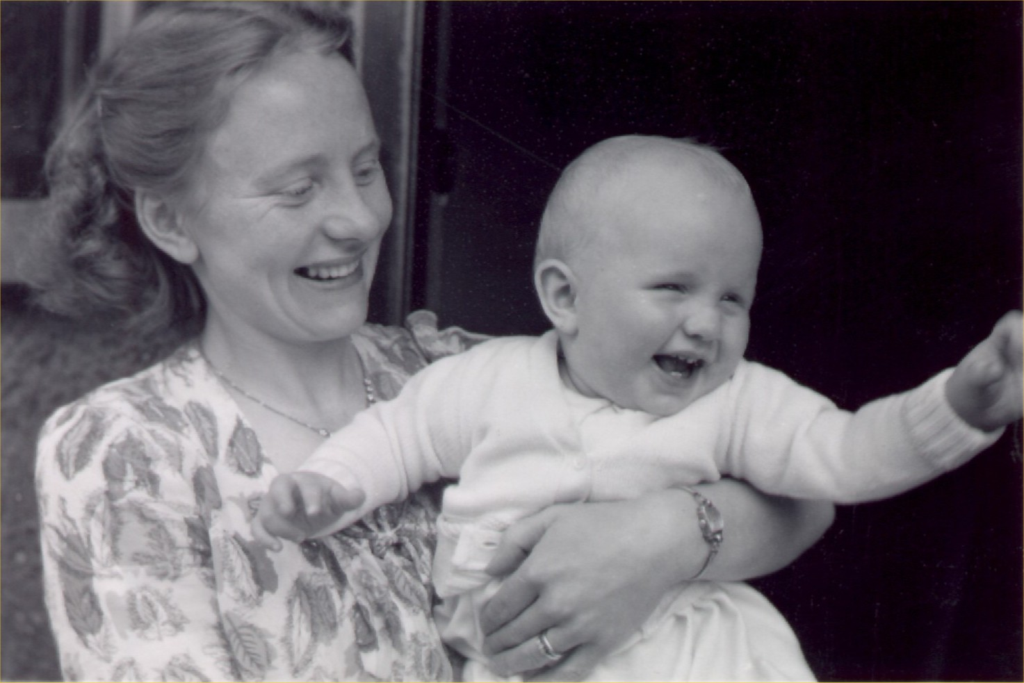 Betty and Roy Manterfield (1953)