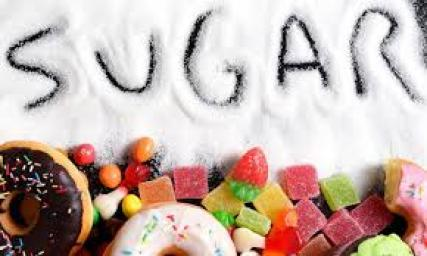 sugary foods and drinks