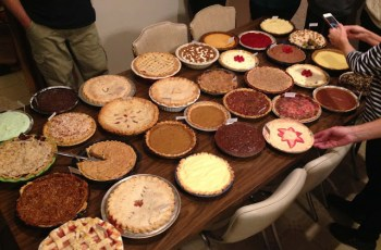 Healthy Thanksgiving Desserts recipes