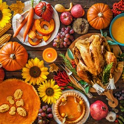 Thanksgiving soups