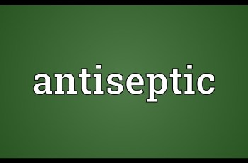 Routine use of Antiseptic is not good for your skin