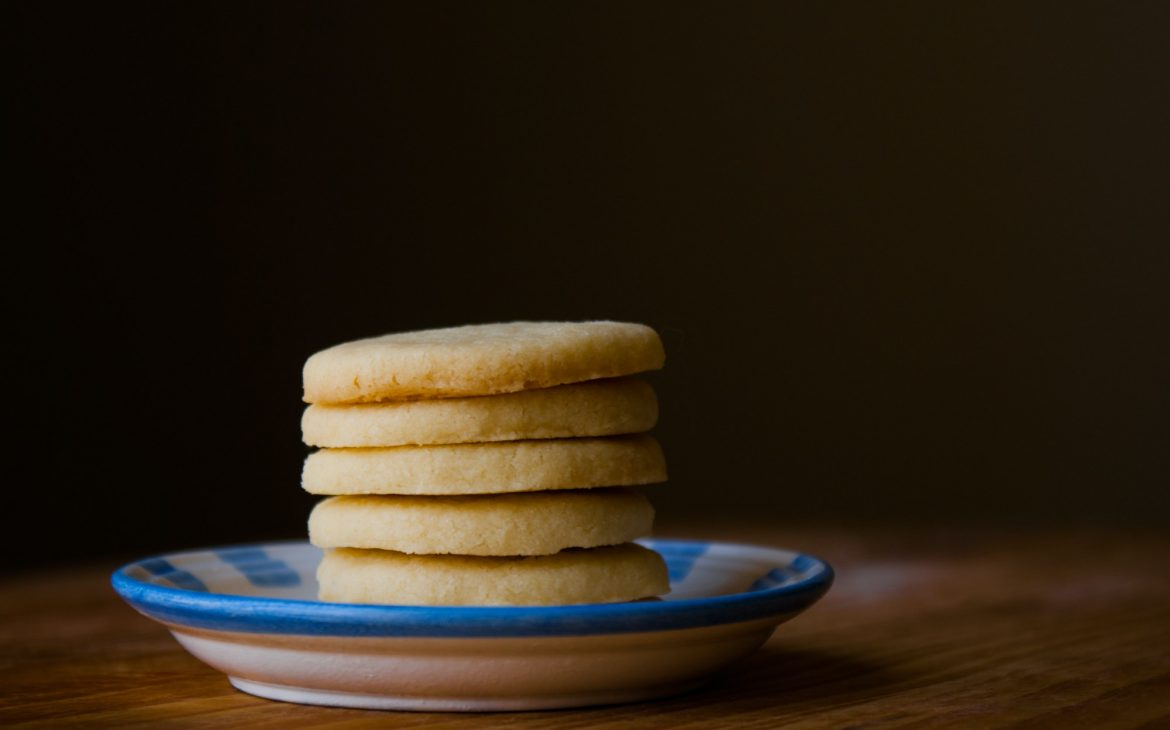 basic shortbread recipe
