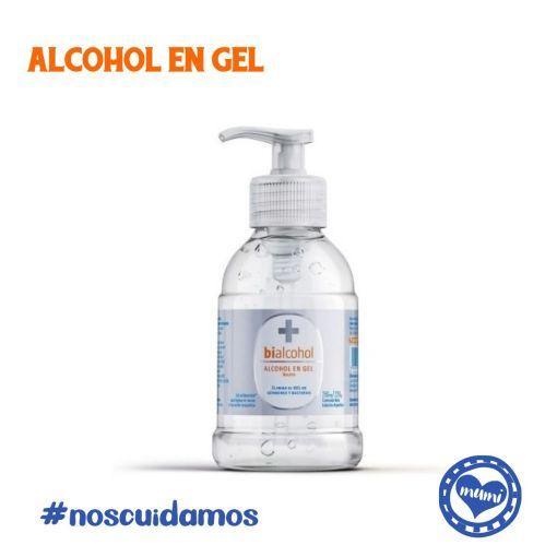 alcohol en gel bialcohol PORTA MUMI Diseño Divertido