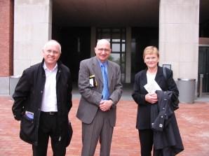 Délégation française aux USA - Marie Georges Buffet - 2006